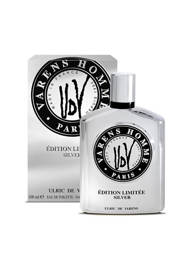 ULRIC DE VARENS Varens Homme Silver EDT 100ML Erkek Parfüm Renksiz